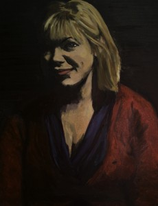 oil on canvas, 2012